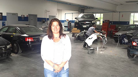 Pawtucket Auto Body in RI Expands to Broadway