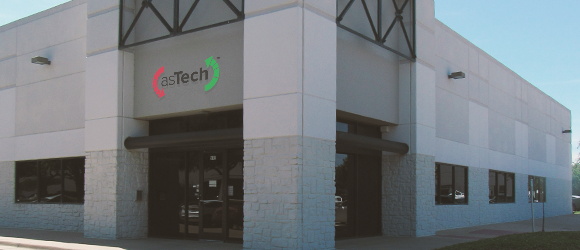 Astech Expands Headquarters Plano
