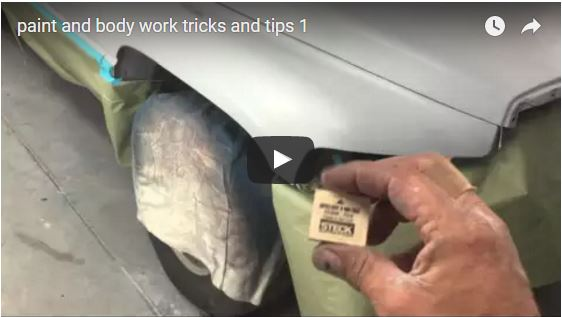 4 Auto Body Paint Tricks & Tips That will Make Your Job Easier
