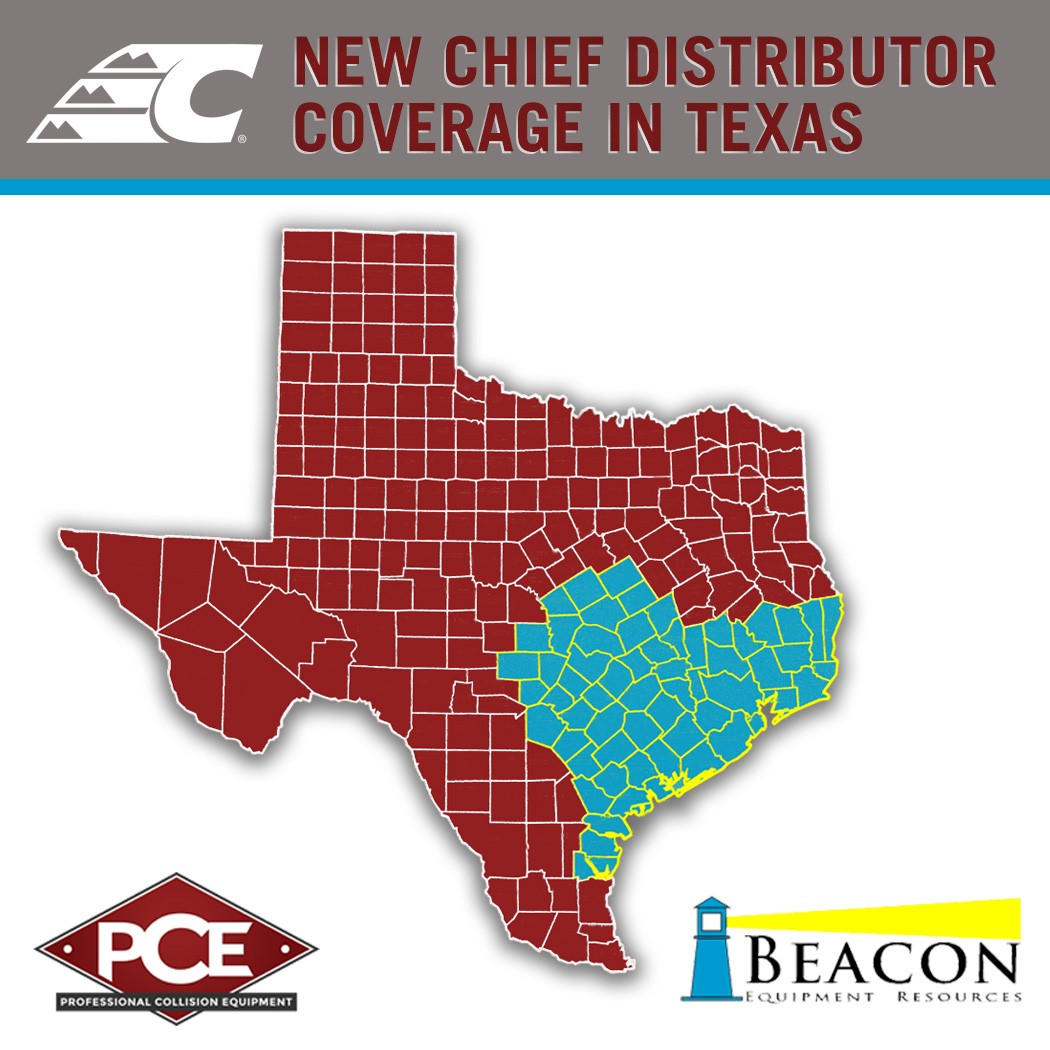 Chief Adds 2 New TX
