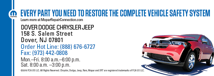 Dover Dodge Chrysler Jeep