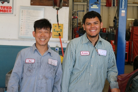 From Refugee to Top Technician: The Duc Huynh Story