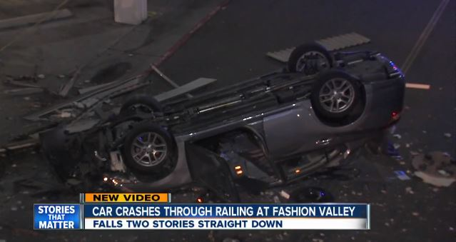 Fashion Valley NoseDive