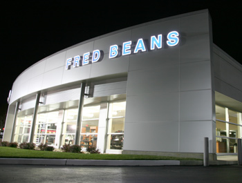 Fred Beans dealership