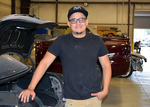 Justin Maldonado Texas State Technical College web