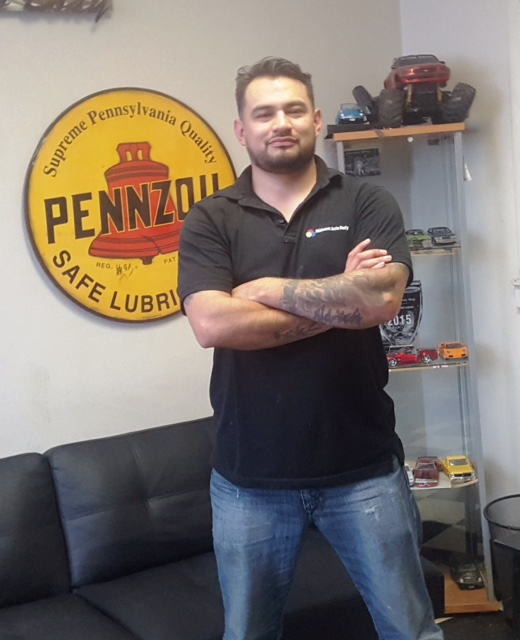 Grateful Body Shop Owner Ready to Give Back