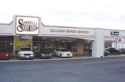 Sorrells Body Shop in AR Voted Best Auto Body Shop