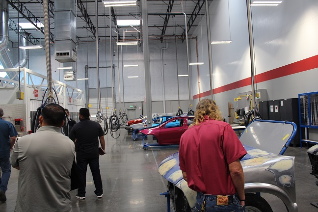 UTI Long Beach Repairs Students web
