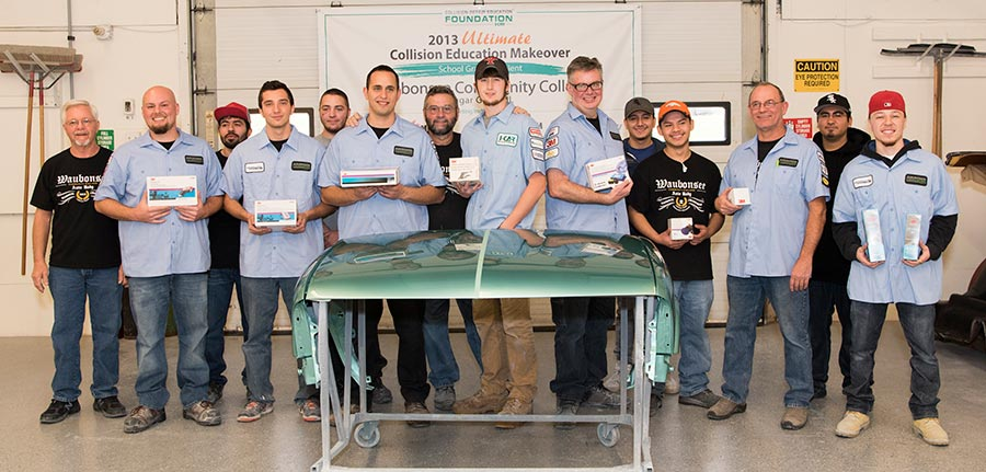 Waubonsee Repair Contest