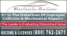 Wreck Check Car Scan Centers
