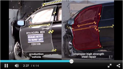 american honda launches new collision video profirst