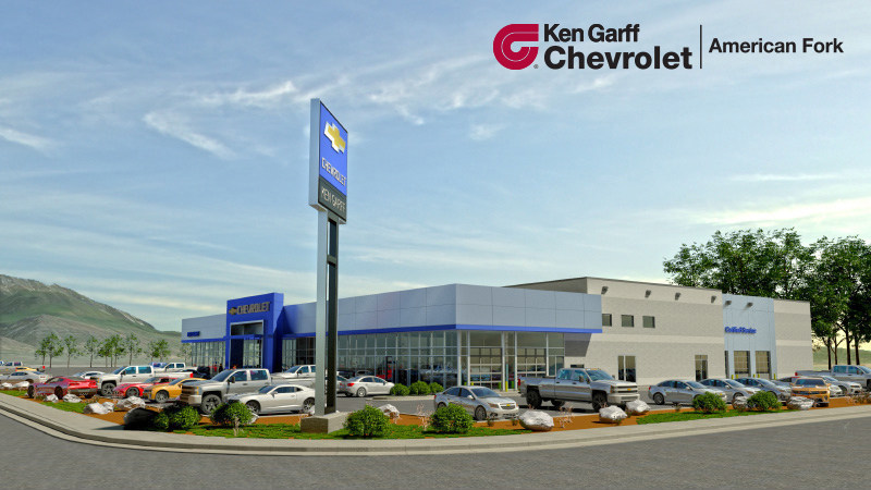 Ken Garff Chevrolet Moves to Expanded Location in American Fork, UT