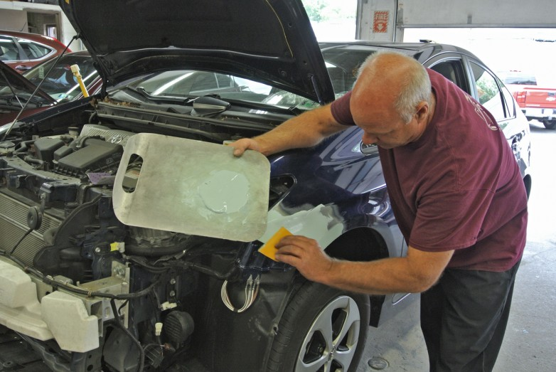 Collision Center Invests $15,000 Annually In Technician Training