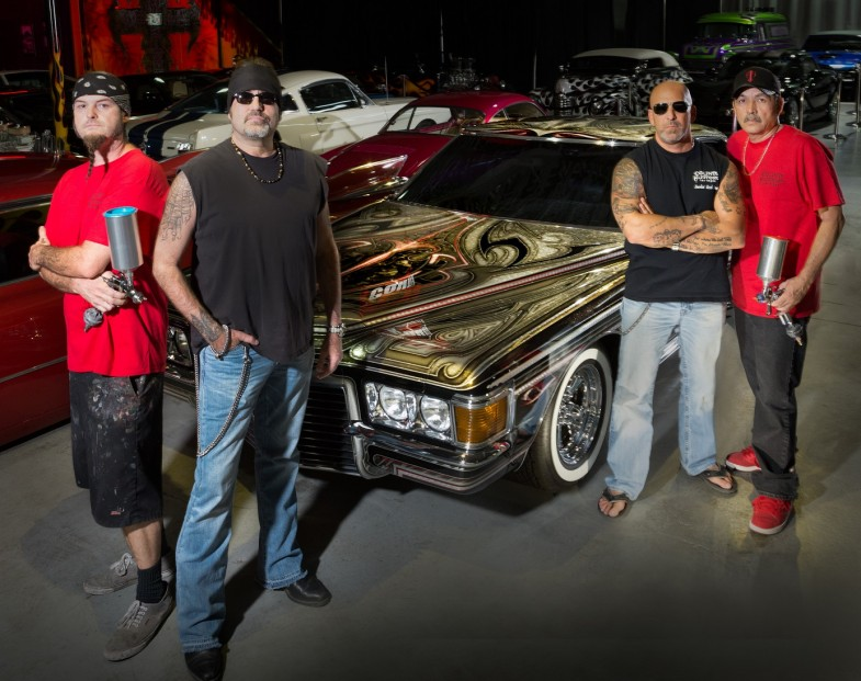 'Counting Cars' and Matrix Automotive Team Up for 6th Season