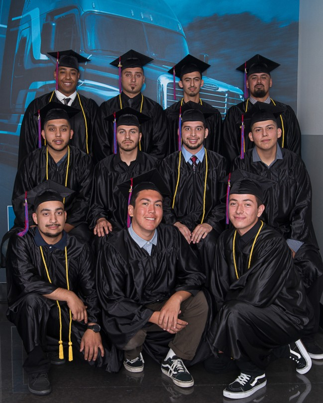 UTI-Long Beach Celebrates its First Graduating Class