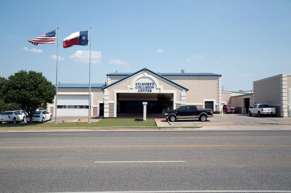 D&S Curing Solutions Cuts Drying Time, Saves Money for Gilmore's Collision Center