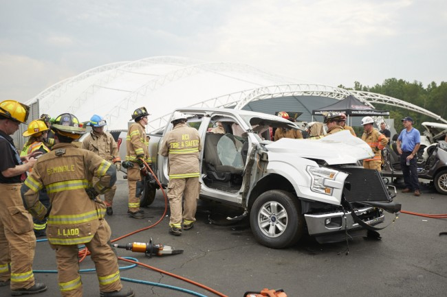 NABC Extrication Event