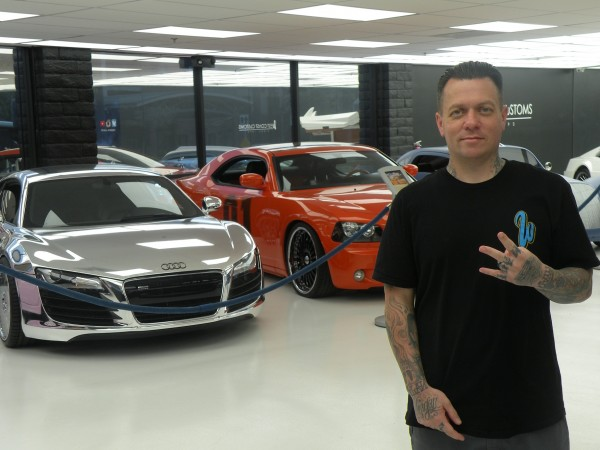 Ryan Friedlinghaus owner of West Coast Customs