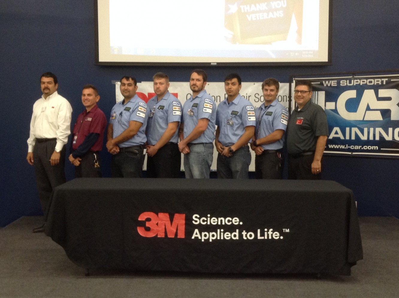 "Five UTI Houston Students Receive ""Hire Our Heroes"" Tool Grants and Scholarships"