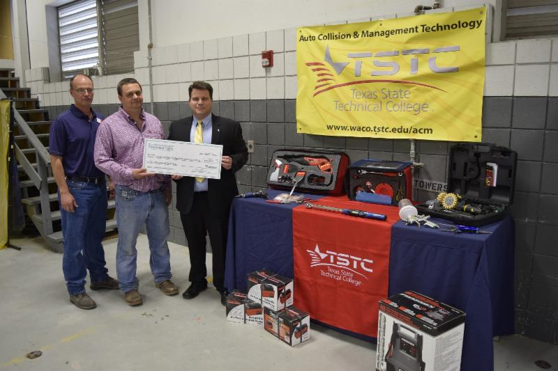 tstc auto collision grant nationwide