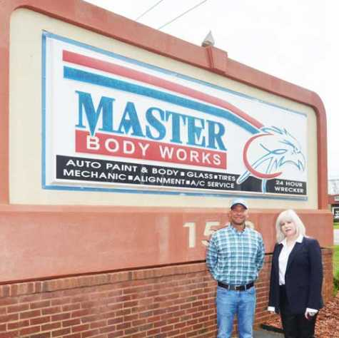 The mother-and-son team of Calvin Duren, general manager, and Joyce Duren Weiser, founder and president of Master Body Works, runs the Lee County, GA, company.