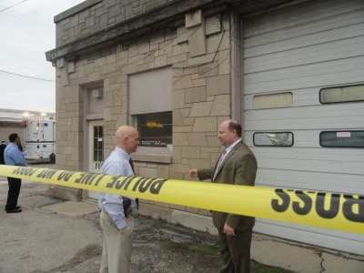 Cass Street Body Shop in Joliet, IL, Double Murder Defendant Ready for Trial