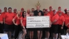 Service King Memphis Teammates Contribute $25,000 to Memphis Fire Fighters Association