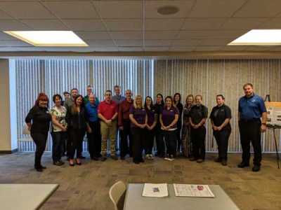 WAC Connects With Local Instructors, Students at April Meeting