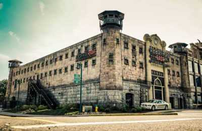 Prison-turned-crime museum features six cars with police or criminal history