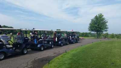 The 18th Annual Kent Utter Jr. Memorial Scholarship Outing attracted a large number of attendees and sponsors.