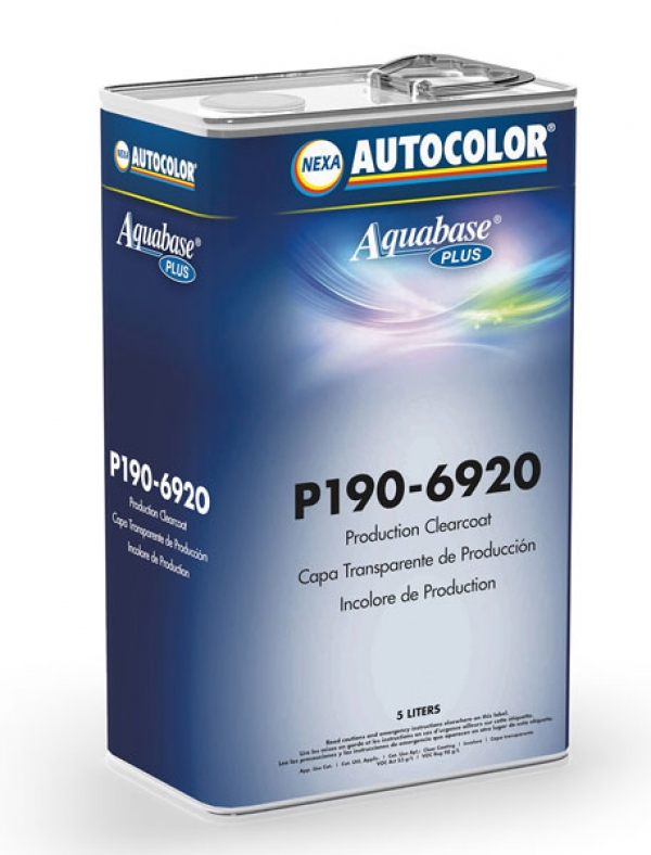 PPG Launches NEXA AUTOCOLOR® Advanced Clearcoat P190-6920