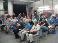 LIABRA and ABCG's June 2017 meeting attracted a full house of collision repair professionals.
