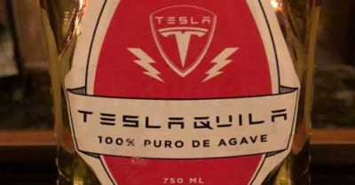 Tesla Files Trademark for Tequila Line