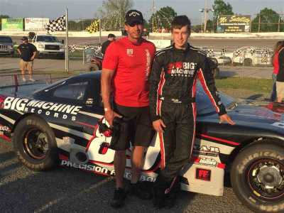 Lebanon's Scott Fetcho and his son, Dylan, are a successful team on the racetrack.