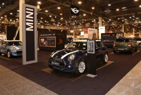 More than 800 models are displayed at the Houston Auto Show, from nearly 40 manufacturers.
