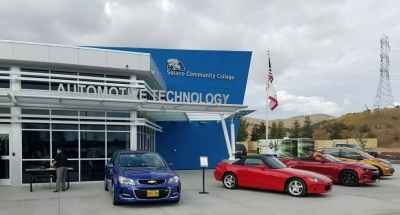 The new facility for the Solano Community College's Auto Tech Program had its grand opening on Sept. 20 in Vallejo, CA.