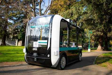CSU Sacramento To Add On-Campus, Self-Driving Shuttle