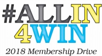 WIN Kicks Off 2018 #ALLIN4WIN Membership Drive