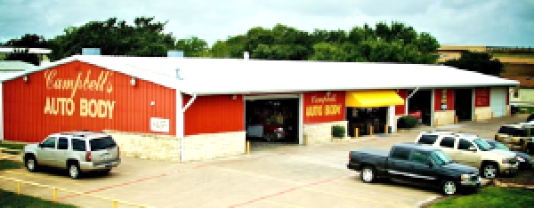 CARSTAR Campbell's Auto Body Opens in Burleson, TX