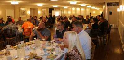 ABAC's Sept. 11 meeting was well-attended as the association kicked off its 2018--2019 meeting season.