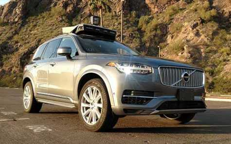 Uber Plans Scaled-Down Self-Driving Car Tests in PA