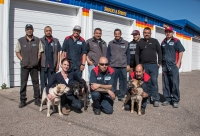 The team at ReCARnation Total Automotive Solutions in Albuquerque, New Mexico.