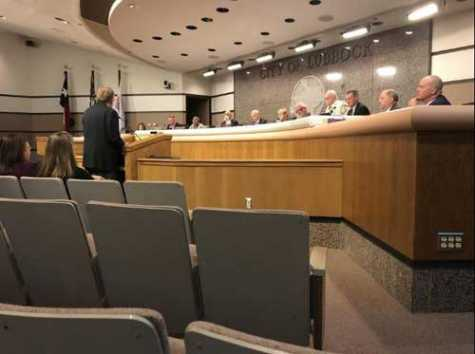 The Lubbock City Council met Nov. 1.