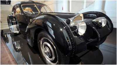 On the Lighter Side: Ralph Lauren Owns the Most Expensive Car in the World