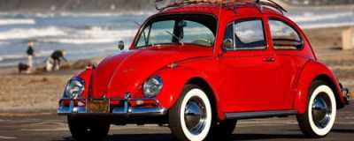 On the Lighter Side: VIDEO: Volkswagen Restores Cancer Worker's 350,000-Mile Beetle