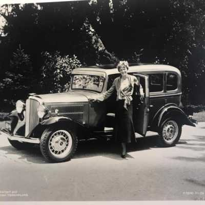 A rare 1932 Hudson Essex Terraplane that reportedly was once owned by Amelia Earhart was stolen from its storage site in Orange and police are trying to track it down.