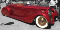 Hollywood Hot Rods—1936 Packard Roadster