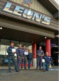 The employees of Leon's Car Care Center in Eureka have been participating in automotive continuing education programs in order to keep up with advancing technology.