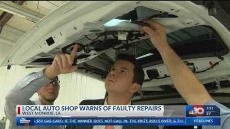 LA Auto Body Shop Warns of Blindly Trusting Car Repairs