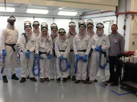Collision Repair Students Attend Ppg Workshop In Allison